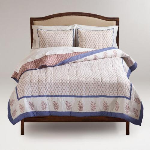 Chloe Reversible Bedding Collection