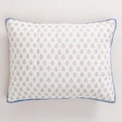 Chloe Reversible Pillow Shams, Set of 2