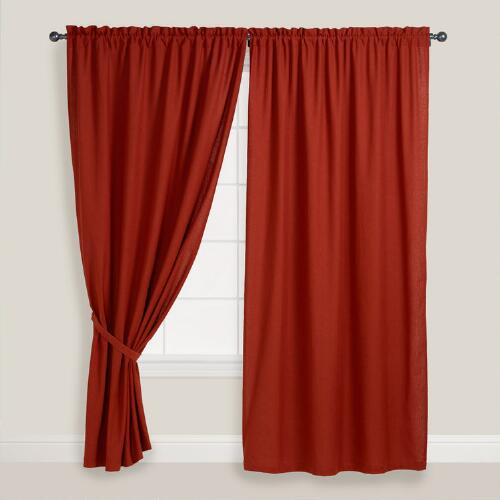 Picante Chelsea Curtains, Set of 2