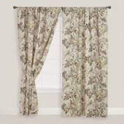 Bird Print Whippoorwill Curtain