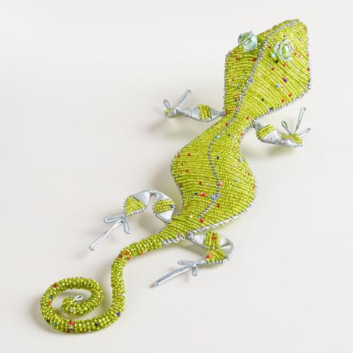 Beaded Gecko