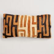 Rectangular Kuba Pillow Cover
