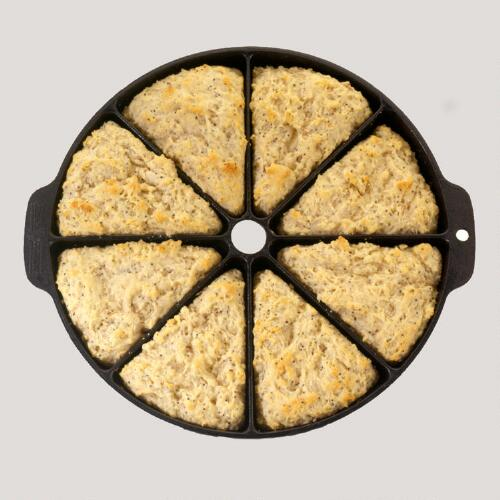 Scone and Cornbread Pan