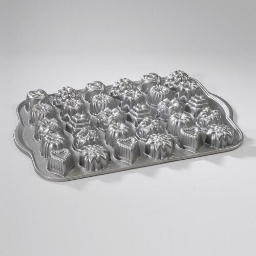 Cast Tea Cake/Candy Pan