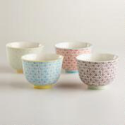 Charlotte Bowls, Set of 4