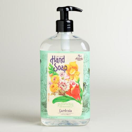 Anaca Gardenia Liquid Soap