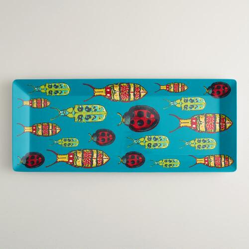 Rectangular Beetle Serving Platter