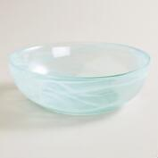 Small Lagoon Serving Bowl