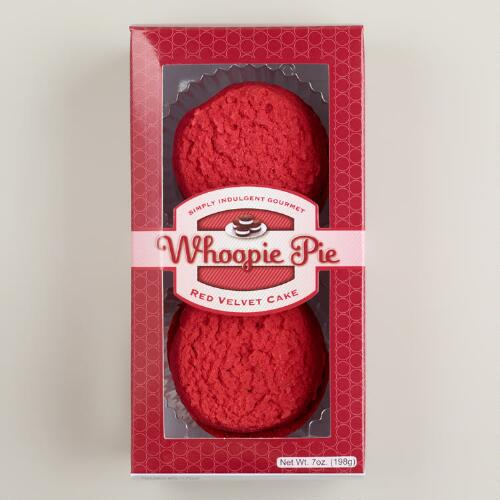 Too Good Gourmet Red Velvet Cake Whoopie Pie