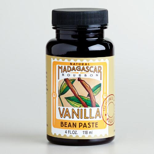 LorAnn Natural Madagascar Vanilla Bean Paste