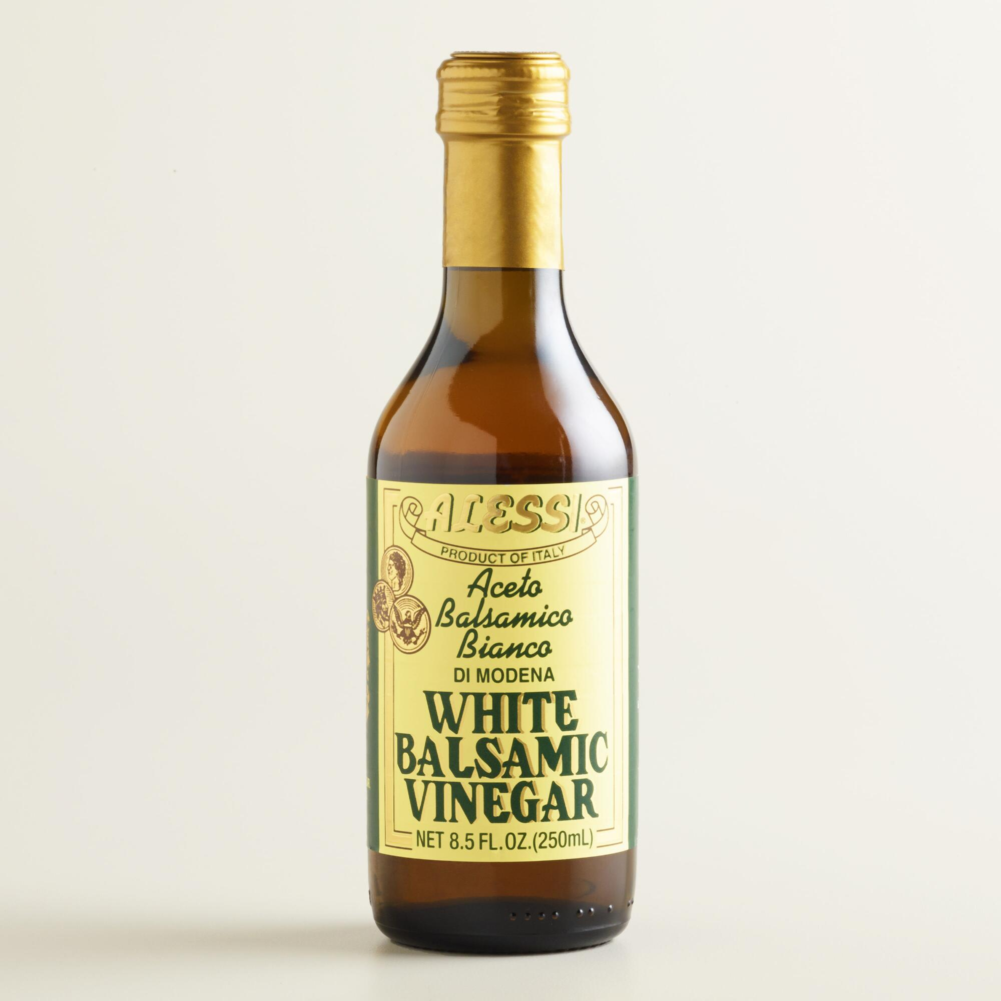 Alessi White Wine Balsamic Vinegar | World Market