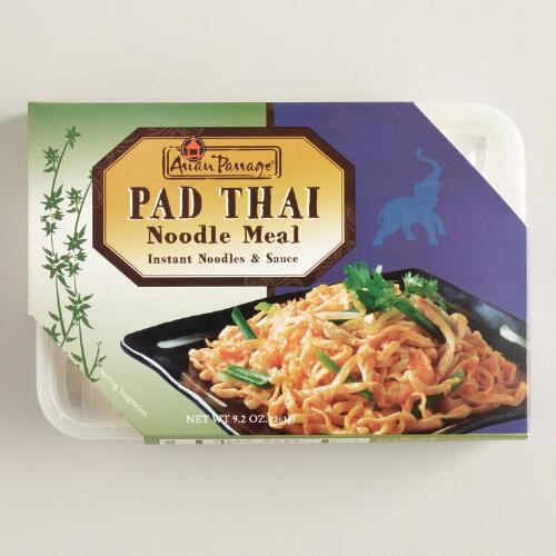 Asian Passage® Pad Thai Noodle Meal