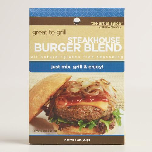 Art of Spice Steakhouse Burger Blend