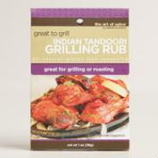 Art of Spice Indian Tandoori Grilling Rub, Set of 6