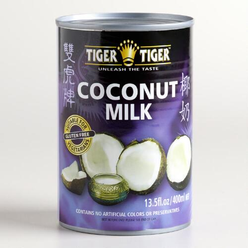 Tiger Tiger Whole Coconut Milk