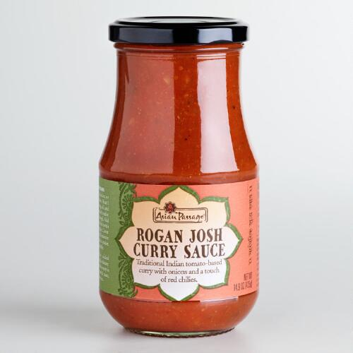 Asian Passage® Rogan Josh Curry Sauce