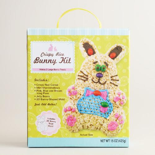 Crispy Rice Bunny Kit