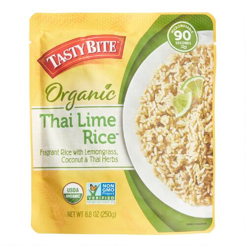 Tasty Bites Thai Lime Rice