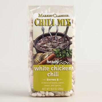 Market Classics® White Chicken Chili Soup Mix, Set of 2