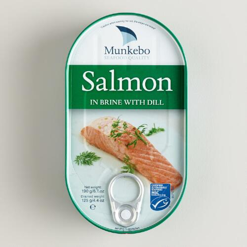 Munkebo Salmon With Dill
