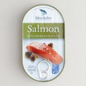 Munkebo Smoked Salmon in EVOO, Set of 2