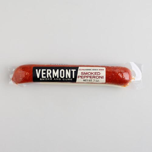 Vermont Smoked Pepperoni