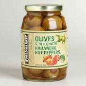 World Market® Habanero Stuffed Olives