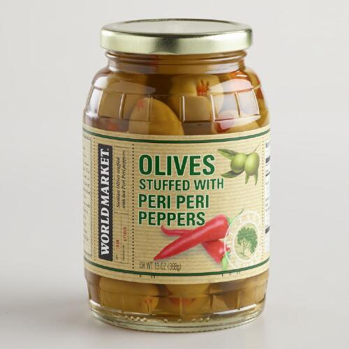 World Market® Peri Peri Stuffed Olives