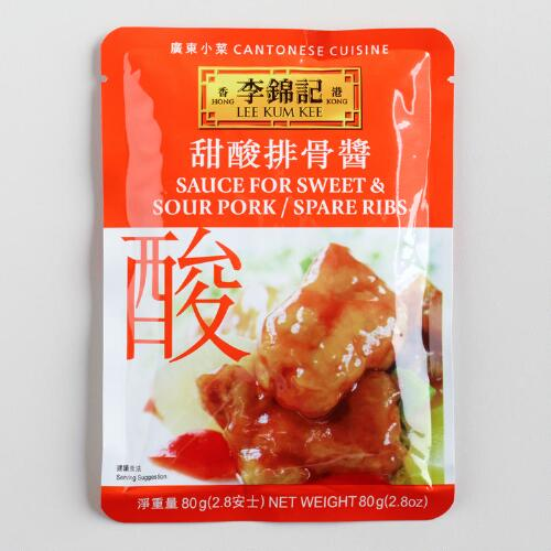 Lee Kum Kee Sweet and Sour Rib Sauce