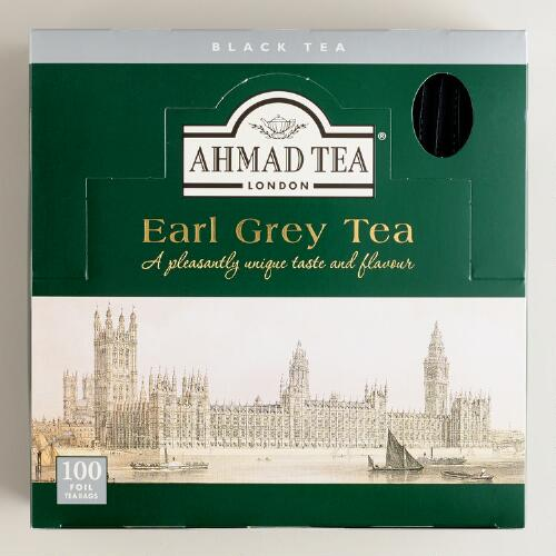 Ahmad Earl Grey Tea, 100-Count