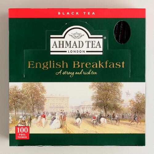 Ahmad English Breakfast Tea, 100-Count
