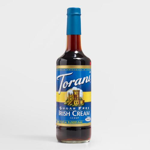 Torani Sugar Free Irish Cream Syrup