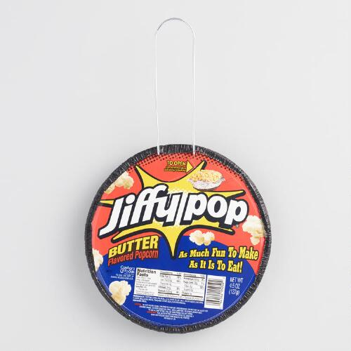 Jiffy Pop Butter Popcorn, Set of 24