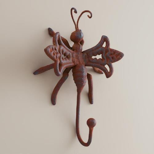 Insect Cast Iron Hook