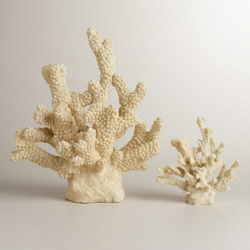 Resin Corals Decor