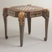 Gray Elephant Game Table