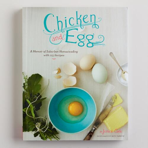 """Chicken and Egg: A Memoire of Suburban Homesteading"""