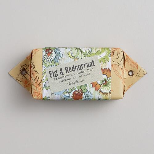 Castelbel Fig and Redcurrant Bar Soap