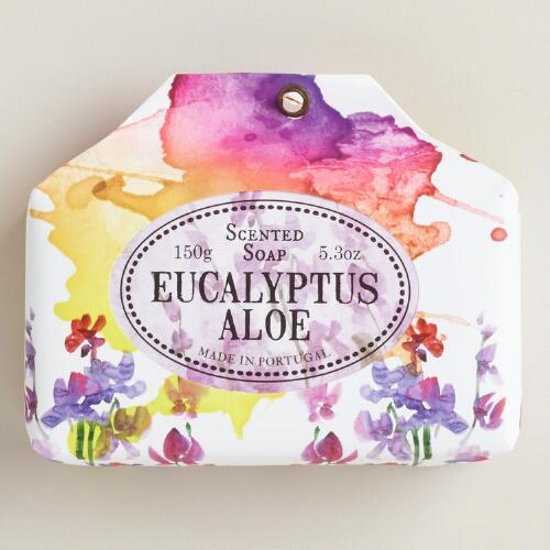 Castelbel Eucalyptus Aloe Bar Soap
