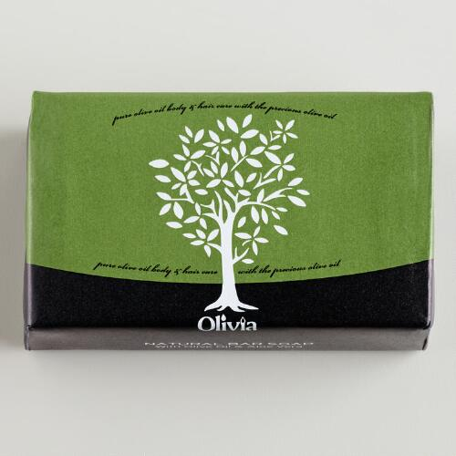 Olivia Aloe Olive Oil Bar Soap