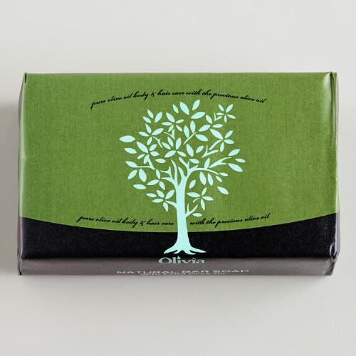 Olivia Extra Olive Oil Bar Soap