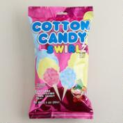 Taste of Nature Cotton Candy Swirlz Bag
