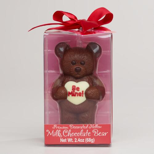 My Favorite Hollow Chocolate Bear