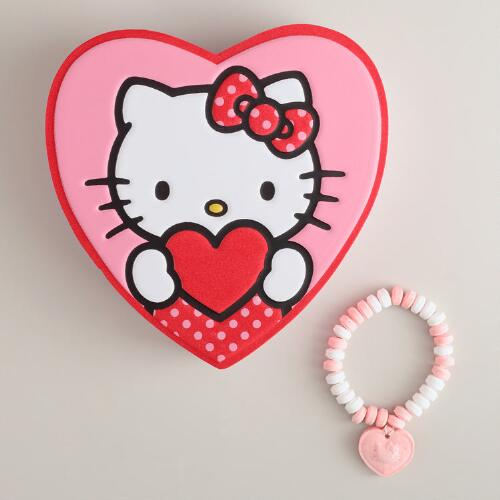 Frankford Hello Kitty Foam Heart Box