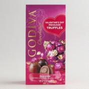 Godiva Gems Milk and Dark Chocolate Messages, Set of 2