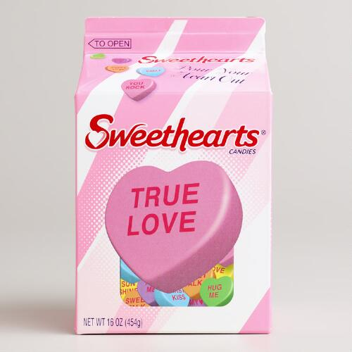 "Necco Sweethearts ""Pour Your Heart Out"""
