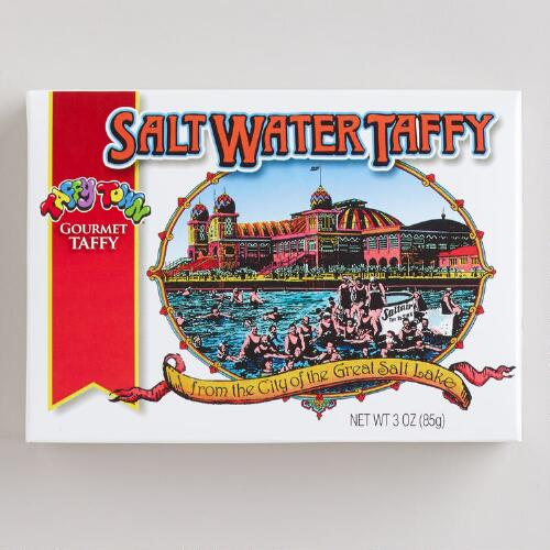 Taffy Town Salt Water Taffy Gift Box