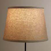 Collapsible Canvas Table Lamp Shade