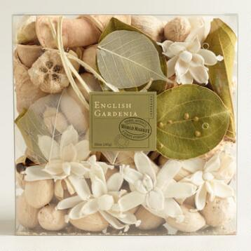 English Gardenia Boxed Potpourri