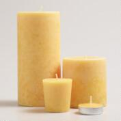Polynesian Pineapple Candle Collection